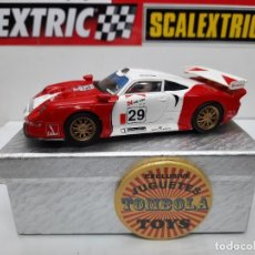 "Scalextric: PORSCHE 911 GT1 "" LE MANS "" #29 SCALEXTRIC. Lote 238498675"