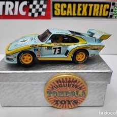 "Scalextric: PORSCHE 935 "" J.L.P RACING "" #73 SCALEXTRIC. Lote 238501840"