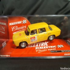 Scalextric: COCHE DE SCALEXTRIC RENAULT 8 TS YELLOW. Lote 239566785