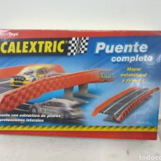 Scalextric: SCALEXTRIC PUENTE COMPLETO. Lote 241949640