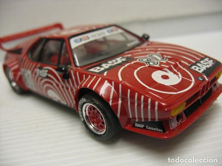 SLOT, SCX,BMW M1 BASF, STUCK, PROCAR 1980, SCALEXTRIC DUELOS MITICOS (Juguetes - Slot Cars - Scalextric Tecnitoys)