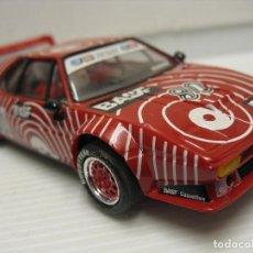Scalextric: SLOT, SCX,BMW M1 BASF, STUCK, PROCAR 1980, SCALEXTRIC DUELOS MITICOS. Lote 242208025