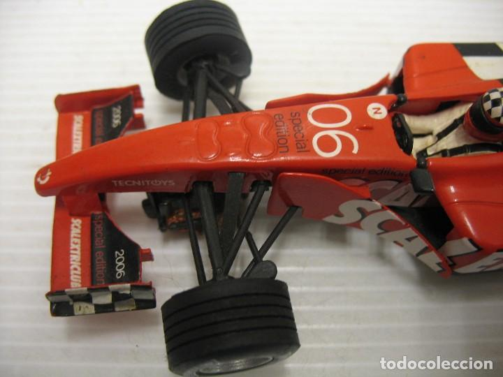 Scalextric: SLOT, ESCALEXTRIC 2006 F-1, EDITION , SCALEXTRIC MITICOS - Foto 13 - 242354705