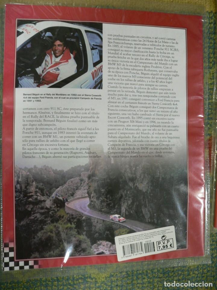 Scalextric: Coche SCALEXTRIC .BMW M3.. Colección Rally míticos de Altaya. Completo. Certificado. - Foto 9 - 242464510