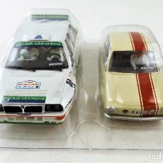 Scalextric: SCALEXTRIC TECNITOYS CARROCERIAS SEAT Y LANCIA. Lote 242939000
