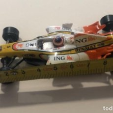 Scalextric: SCALEXTRIC TECNITOYS 1/43 DESGUACE F1 RENAULT. Lote 243225030