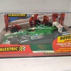 Scalextric: SCALEXTRIC JAGUAR F1 DE LA ROSA TECNITOYS REF. 6114. Lote 243652700