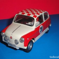 Scalextric: SEAT TC-600. SCALEXTRIC RALLY MÍTICOS. Lote 243654850