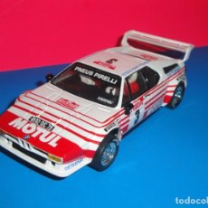 Scalextric: BMW M-1. SCALEXTRIC RALLY MÍTICOS. Lote 243655035