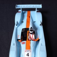 Scalextric: SCALEXTRIC TECNITOYS AUDI R8 GUIF LEER DESCRIPCION. Lote 243802935