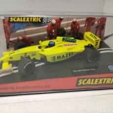 Scalextric: SCALEXTRIC DALLARA NISSAN SN 01 MONTAGNY TECNITOYS REF. 6129. Lote 243833395
