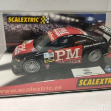 Scalextric: SCALEXTRIC OPEL ASTRA DTM SCHEIDER TECNITOYS REF. 6110. Lote 243834465