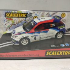 Scalextric: SCALEXTRIC FORD FOCUS WRC COSTA BRAVA 2002 CARLOS SAINZ TECNITOYS REF. 6094. Lote 243835125