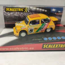 Scalextric: SCALEXTRIC FIAT ABARTH TISSOT TECNITOYS REF. 6146. Lote 243839405