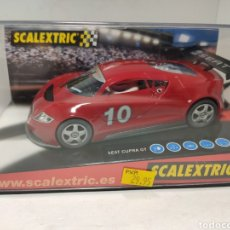 Scalextric: SCALEXTRIC SEAT CUPRA GT TECNITOYS REF. 6158. Lote 243839870
