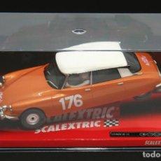 Scalextric: CITROEN DS 19 1º RALLYE DE MONTECARLO 1959 (SCALEXTRIC). Lote 244828540