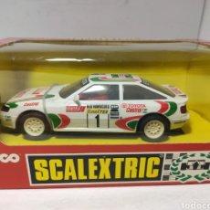 Scalextric: SCALEXTRIC TOYOTA CELICA CASTROL TYCO REF. 8373.09. Lote 245157760