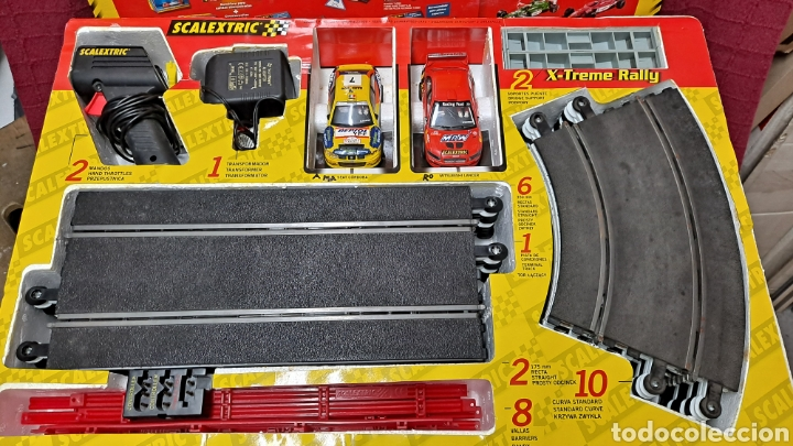 Scalextric: Escalextric - Foto 2 - 245217365