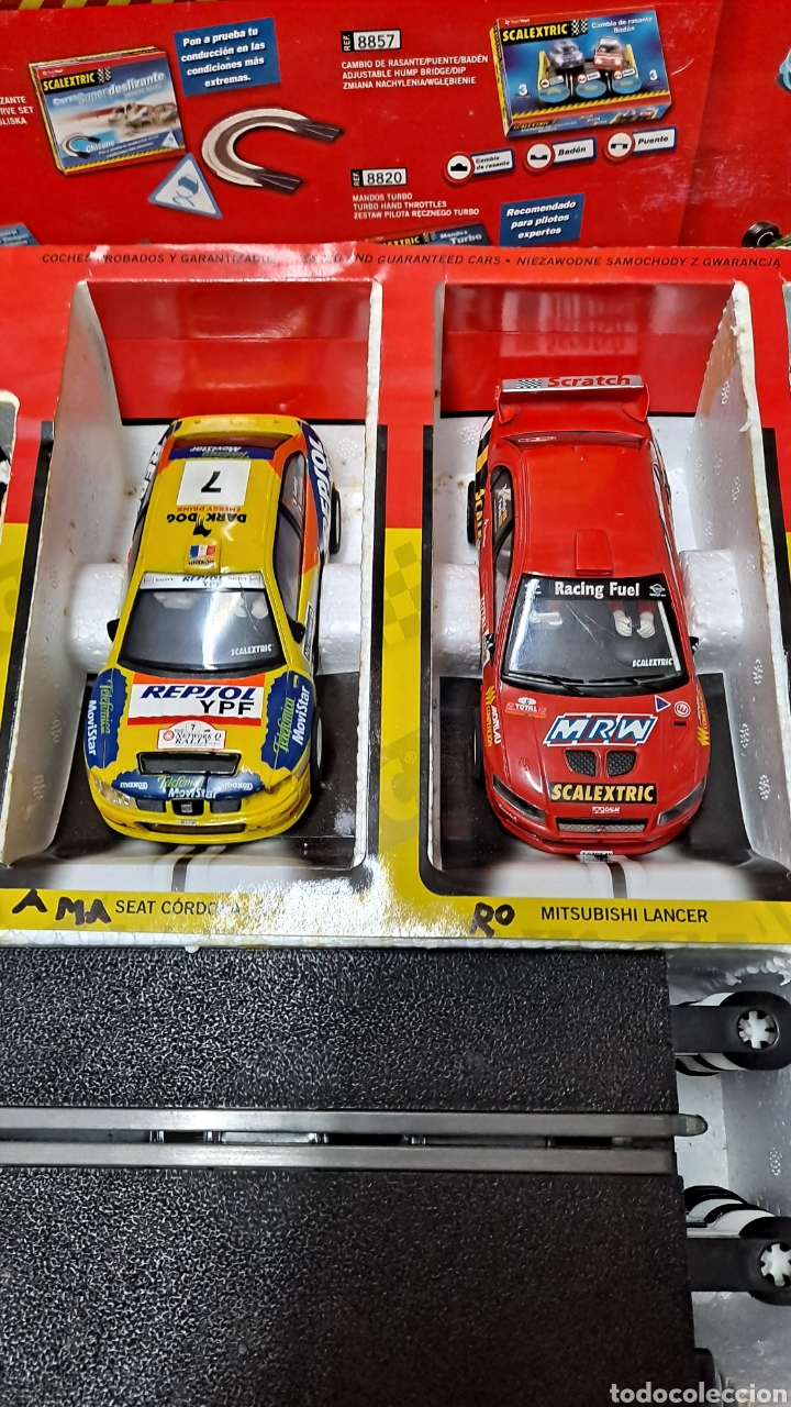 ESCALEXTRIC (Juguetes - Slot Cars - Scalextric Tecnitoys)