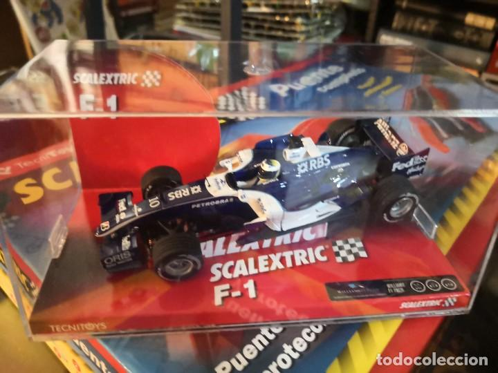 COCHE SCALEXTRIC F-1 WILLIAMS FW28 TECNITOYS (Juguetes - Slot Cars - Scalextric Tecnitoys)