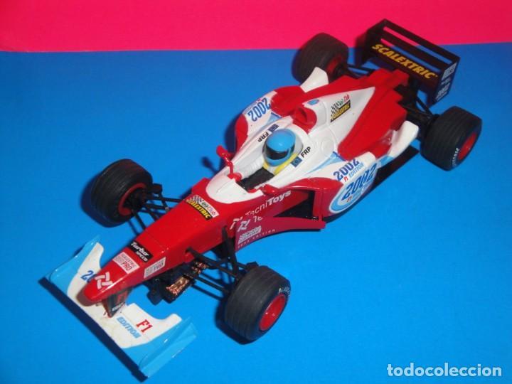 F.1 CLUB SCALEXTRIC 2002. TECNITOYS (Juguetes - Slot Cars - Scalextric Tecnitoys)