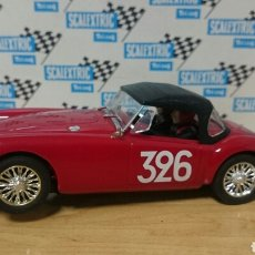 Scalextric: MG A 1500 ROJO SCALEXTRIC TECNITOYS. Lote 245298890