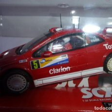 Scalextric: PEUGEOT 307 WRC. Lote 246141635