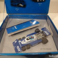 Scalextric: SCALEXTRIC. TYRRELL P34 VINTAGE. REF. 6059. Lote 246974805