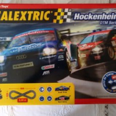 Scalextric: SCALEXTRIC HOCKENHEIM DTM SERIES. Lote 247470340