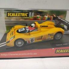 Scalextric: SCALEXTRIC FERRARI 333SP PLASTIC ZETA TECNITOYS REF. 6032. Lote 247578060