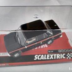Scalextric: SCALEXTRIC SEAT 1430 , EDICIÓN ESPECIAL TAXI DE MADRID. NUEVO, EN URNA. Lote 247606050