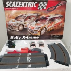 Scalextric: SCALEXTRIC RALLY X-TREME. Lote 248151750