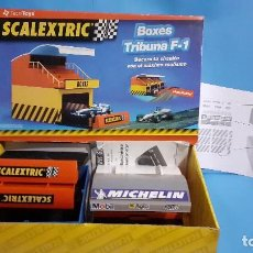 Scalextric: SCALEXTRIC BOXES TRIBUNA F-1. Lote 248211970