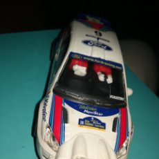 Scalextric: SCALEXTRIC FORD FOCUS WRC. Lote 248255510