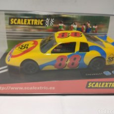 Scalextric: SCALEXTRIC CHEVROLET NASCAR 55 MPH TECNITOYS REF. 6030. Lote 248663850
