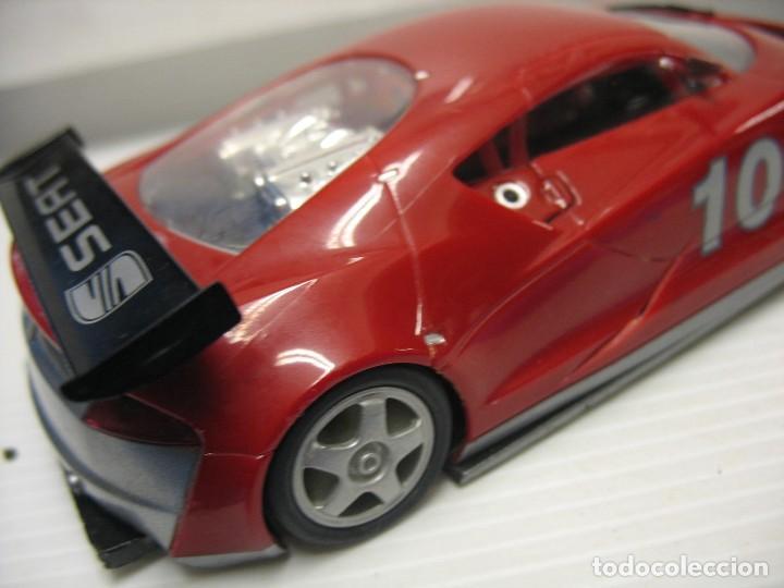 Scalextric: scalextric seat cupra GT tecnitoys - Foto 4 - 248765220