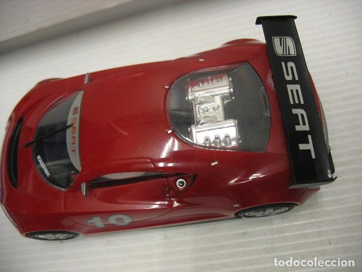 Scalextric: scalextric seat cupra GT tecnitoys - Foto 15 - 248765220