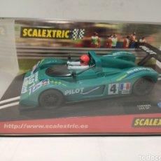 Scalextric: SCALEXTRIC FERRARI 333 SP PILOT TECNITOYS REF. 6004. Lote 248812620