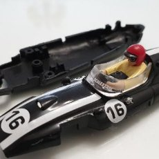Scalextric: COOPER CLIMAX CARROCERIA Y CHASIS DE SCALEXTRIC TECNITOYS ALTAYA. Lote 251702670