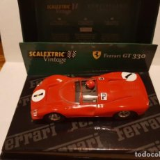Scalextric: SCALEXTRIC FERRARI GT 330 VINTAGE REF.-6028. Lote 252090715