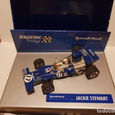 Scalextric: SCALEXTRIC TYRREL FORD VINTAGE REF.-6178. Lote 252090915
