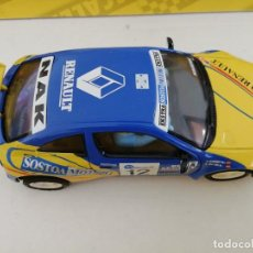 Scalextric: COCHE SCALEXTRIC RENAULT MAXI MEGANE. Lote 252472130