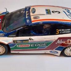 Scalextric: FORD FIESTA WRC, RALLY DE SUECIA. Lote 253532915