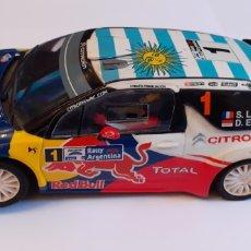 Scalextric: CITROEN DS3 WRC. Lote 253543050