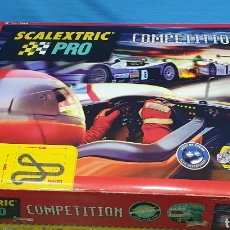 Scalextric: SCALEXTRIC PRO COMPETICIÓN. Lote 254140520