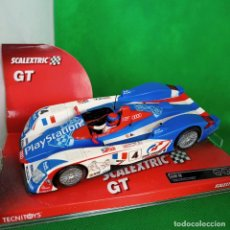 Scalextric: SCALEXTRIC TECNITOYS REF 6333 AUDIO R8 PLAYSTATION. Lote 254347375