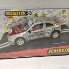 Scalextric: SCALEXTRIC RENAULT MEGANE COPA MEGANE TECNITOYS REF. 6054. Lote 255413390
