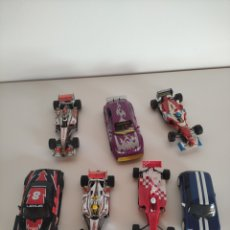 Scalextric: LOTE COCHES SCALEXTRIC DISTINTAS MARCAS. Lote 255511325