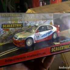Scalextric: ANTIGUO COCHE DE SCALEXTRIC SCX TECNITOYS HYUNDAI ACCENT WRC. Lote 256123950