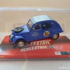 Scalextric: SCALEXTRIC CITROEN 2 CV SAHARA REF.-6488. Lote 257451430